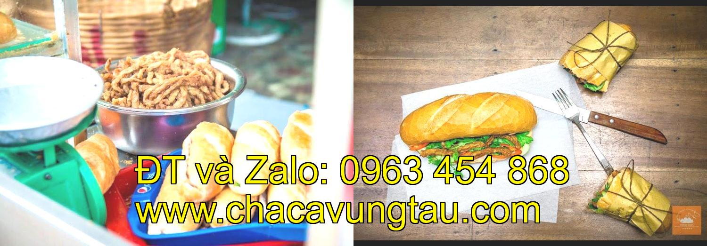 bánh mì chả cá tại tỉnh Sơn La