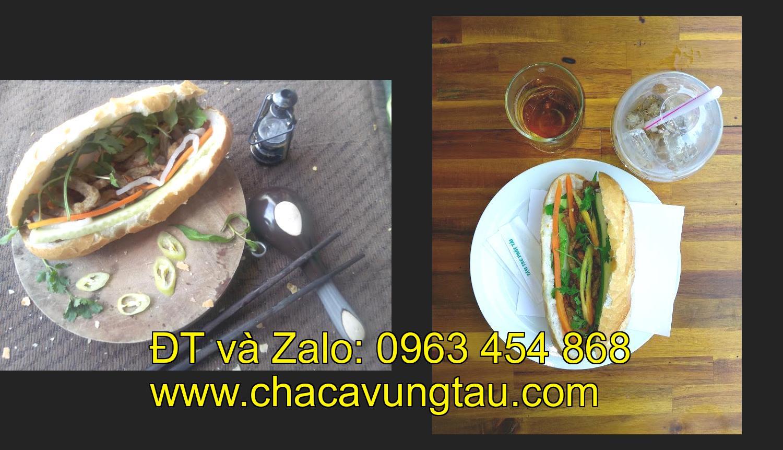 chả cá bán bánh mì tại tỉnh Hồ Chí Minh
