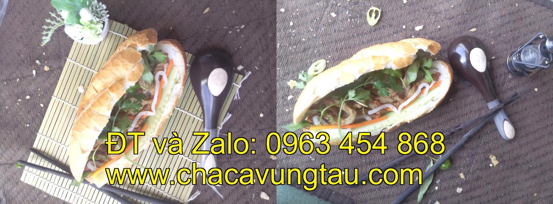 chả cá bán bánh mì tại tỉnh Nghệ An