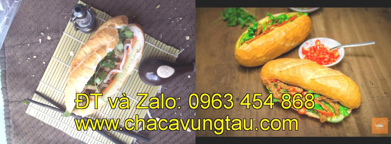 Cửa hàng bán chả cá nóng để kinh doanh bánh mì tại Hưng Yên