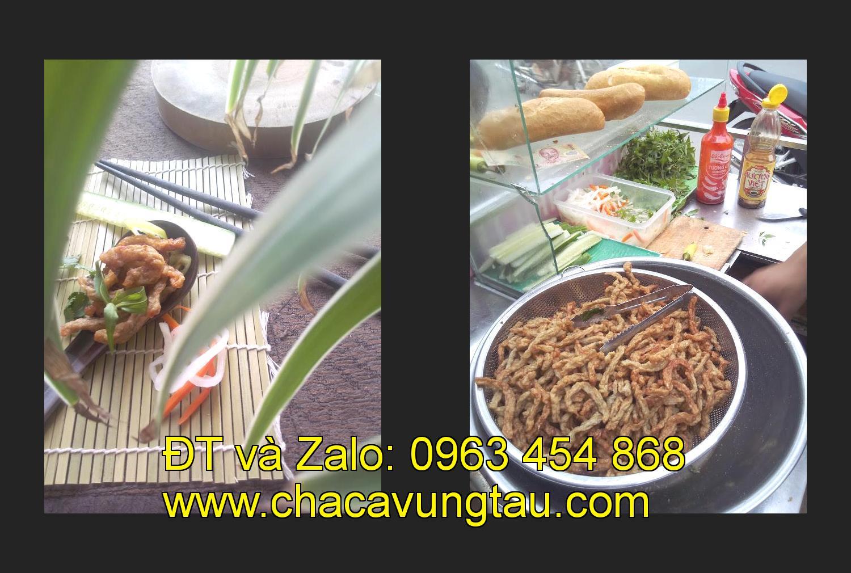 Hướng dẫn làm chả cá mối ngon ở chacavungtau.com