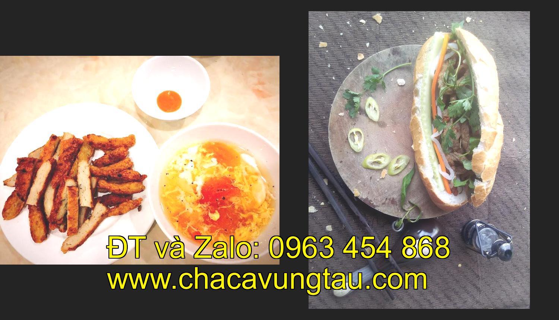Bánh mì cá chả ở Hồ Chí Minh có hương vị thơm ngon đậm đà