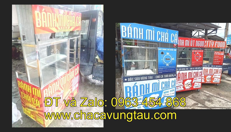 Cơ sở sản xuất xe chả cá tại Lai Châu