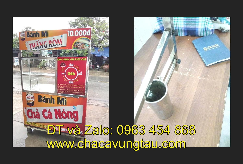 Có nên hay không nên mua xe chả cá nóng cũ Quảng Ninh