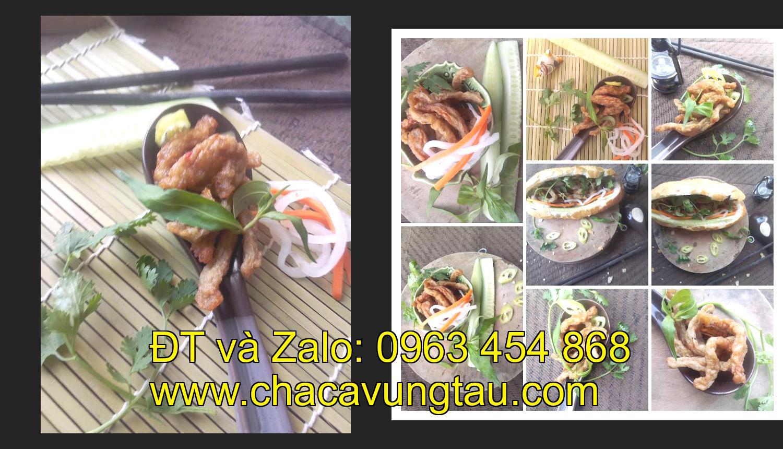 khách nước ngoài nói về bánh mì chả cá tại Sơn La